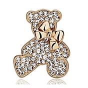 Dámské Štras Postříbřené Pozlacené Zlatá Stříbrná Šperky Svatební Párty Ležérní