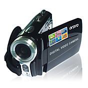 "ordro®v6のデジタルビデオカメラ3.0 ""TFT-LCD 270度回転表示CMOSセンサーmax.20mp 16倍デジタルズーム"