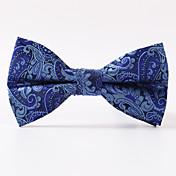 Pajarita (Azul Oscuro , Poliéster)- Diseño