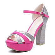 sandalias de cuero de las mujeres aokang® - 132811006