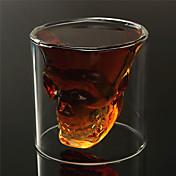 """ガラス製品 ガラス,2.75"""" x 2.75"""" x 2.75'(7 x 7 x 7) ワイン アクセサリー"""