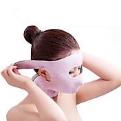 フルボディ / 顔 ×マッサージャー マニュアル 指圧 ビューティー / 顔を細く 力調節可 生地 / アクリル / コットン
