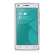 DOOGEE DOOGEE X5 MAX Pro 5.0 pulgada Smartphone 4G (2GB + 16GB 8 MP Quad Core 4000mAh)