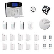 433mhz SMS /電話433mhz GSM /電話学習コードホーム警報システム