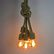 Závěsná světla ,  Retro Ostatní vlastnost for Mini styl KovObývací pokoj Ložnice Jídelna Kuchyň Koupelna studovna či kancelář vstupní