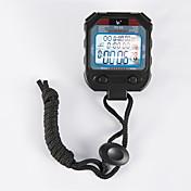 電子ストップウォッチタイマPC90 3行60メモリストップウォッチストップウォッチタイマの動作ストップウォッチスポーツタイマー