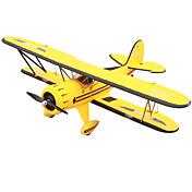 Waco YMF-5D 5 Canales 2.4G 1: 8 Avión de radiocontrol  50KM / H Necesita Un Poco de Ensamblaje