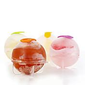 4ks / sada plastové kostky ledu míč cihlář zásobník kolo plíseň led plísní bar kutilství chlazení nástroje hot vyhledávání