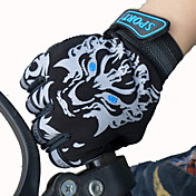 スキー手袋 フィンガーレス 子供用 スポーツグローブ サイクリング/バイク サイクルグローブ スキーグローブ 夏