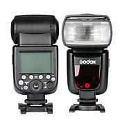Godox 600D 550D 500D 40D 450D 7D 50D 300d 430 580 Bljeskalica fotoaparata Hot Shoe Bežično upravljanje bljeskalicama TTL LCD