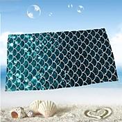 Plážové ručníkyReaktivní barviva Vysoká kvalita 100% mikrovlákno Ručník