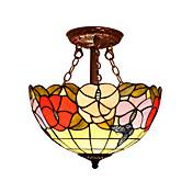 埋込式 ,  ティファニー/ステンドグラス その他 特徴 for LED デザイナー ガラス キッズルーム エントリ 廊下 ガレージ