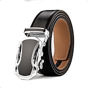 Hombre Piel de Ternero Cinturón de Cintura Bonito / Fiesta / Trabajo / Casual Todas las Temporadas