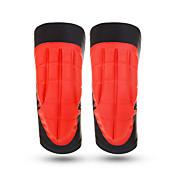 膝用サポーター スキー用プロテクター 高通気性 保護 フィットネス サイクリング/自転車 ユニセックス ナイロン シルバー 黒フェード