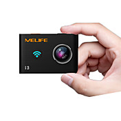 Melife® Inspiration-i3 Action Camera / Sports Camera 14MP 4032 x 3024 WIFI / 防水 / 便利 / ワイヤレス / 抗衝撃 / 防塵 / 広角 60fpsの / 120FPS / 30fps 非対応