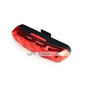 自転車用ライト / 後部バイク光 / ホイールライト / 安全ライト / 自転車グローライト / LED電球 LED - サイクリング コンパクトデザイン 単四電池 100-150 ルーメン バッテリー サイクリング-CoolChange®