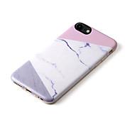 Pro iPhone 8 iPhone 8 Plus iPhone 7 iPhone 7 Plus iPhone 6 Pouzdra a obaly Vzor Zadní kryt Carcasă Mramor Měkké TPU pro Apple iPhone 8