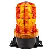 Encell ámbar 30 LED de luz estroboscópica de advertencia intermitente