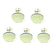 5 PCS Wireless Others E27 led 60 SMD2835 AC220V / 110 v 800 Lm Warm White Neutral White Lamp Cup Other