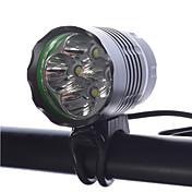 Linternas LED Linternas de Cabeza Luces para bicicleta LED Cree XM-L T6 Ciclismo Regulable Recargable Tamaño Compacto Super Ligero 18650.0