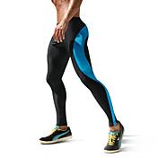 Hombre Pantalones ajustados de running Camiseta interior Secado rápido Alta transpirabilidad Transpirable Reductor del Sudor