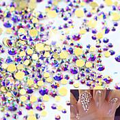 1pack Nail Art Dekorace drahokamu Pearls make-up Kosmetické Nail Art design