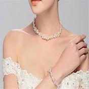 Cristal Perla artificial Joyería de Lujo Hecho a mano Perla Cristal Perla Artificial Brillante La imitación de diamante Transparente1