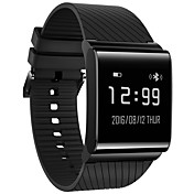 x9プラススマートブルートゥース時計アンドロイドios互換心拍数血圧酸素急速充電