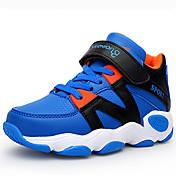 Atletické boty-PUChlapecké-Červená Modrá-Outdoor-Plochá podrážka