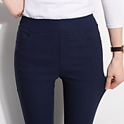 detectar real Toma código completo de las polainas 2017 modelos de primavera de colores dulces pantalones pies pantalones pantalones