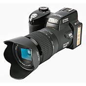 Digitální fotoaparát 720P 1080P Video Out Ochrana proti otřesům Širokoúhlý
