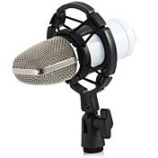profesional bm700 condensador KTV micrófono cardioide de estudio de audio profesional del micrófono de grabación de voz