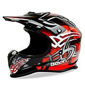 MX-16オートバイのモトクロスヘルメットABS BEONオフロードバイクの自転車防曇抗紫外線セキュリティヘルメットユニセックスファッション