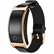 NONE Smart Bracelet Pulsera SmartResistente al Agua Long Standby Calorías Quemadas Podómetros Itinerario de Ejercicios Deportes Monitor