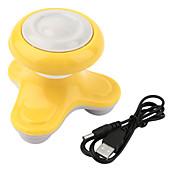 フルボディ ×マッサージャー 電動 指圧 疲れを和らげる 携帯式 混色