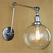 AC 110-130 AC 220-240 40 E26/E27 田舎風 レトロ風 電気めっき 特徴 for ミニスタイル 電球は含まれています,アンビエントライト スイングアームライト ウォールライト