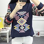 シャツ長袖Tシャツの女性の韓国語バージョンを底打ちサイン春モデルは薄い野生の女性の服のシャツ思いやりでした