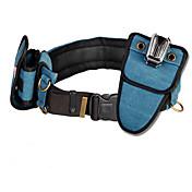 Lynca cintura pistola cámara cinturón placa de sistema de cámara única