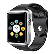 Reloj SmartLong Standby Podómetros Atención de Salud Deportes Cámara Despertador Pantalla táctil GPS Audio Seguimiento del Sueño
