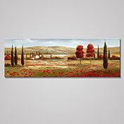 Impresiones en Lienzo Estirado Animal Pastoral Estilo europeo,Un Panel Lienzos Horizontal lámina Decoración de pared For Decoración