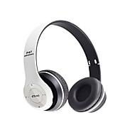 Auscultadores estéreo bass bluetooth auscultadores sem fios bluetooth fone de ouvido sem fio auriculares com micro cartão tf para ios /