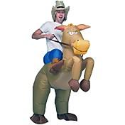 Disfraces de Cosplay Accesorios de Halloween Baile de Máscaras Disfraz inflable Disfraz Impermeable Animal Cosplay Cosplay de películas