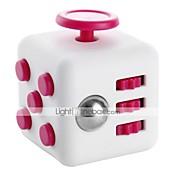 Juguete de escritorio Fidget Cubo de Fidget Juguetes Cuadrado EDCAlivio del estrés y la ansiedad Juguete del foco Alivia ADD, ADHD,