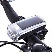 Světla na kolo LED Cyklistika Dobíjecí USB Lumenů Solární přírodní bílá Outdoor