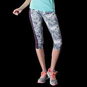 Mujer Pantalones para senderismo Secado rápido Resistencia al desgaste Transpirabilidad Protección Solar A prueba de Viento