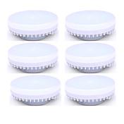 5W LEDスポットライト 埋込み式 13 SMD 2835 470 lm 温白色 クールホワイト 装飾用 ライトコントロール 交流220から240 V 6個