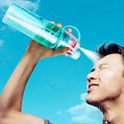 Sporty a outdoor Outdoor Volnočasové sporty Jdeme ven Běžné/Denní Jít Sklenice, 600 Plast Straw Voda ŠťávaBěžné nápojové potřeby