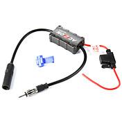 vehículos de radio del coche de la antena fm refuerzo amplificador de señal de AM y las emisoras de radio fm.
