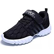 Chico Zapatillas de Atletismo Confort Suelas con luz PU Primavera Otoño Deportivo Paseo Confort Suelas con luz Con Cordón Tacón Plano