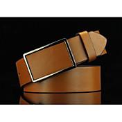 メンズ ヴィンテージ カジュアル レトロ風 ファッション 合金 純色 ウエストベルト